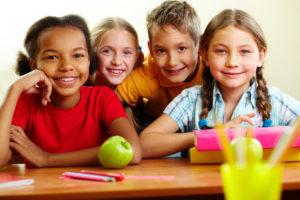 school-children-desk